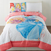 Disney Princess Adventure Comforter & Sheet Set