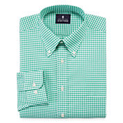 Stafford® Travel Wrinkle Free Oxford Dress Shirt
