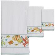 Creative Bath™ Rainbow Fish Bath Towels