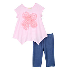 Marmellata 2-pc. Legging Set-Toddler Girls