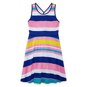City Streets Sleeveless Skater Dress - Girls' 4-16