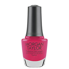Morgan Taylor Hip Hot Coral Nail Polish - .5 oz.