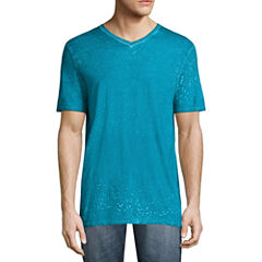 Decree Short Sleeve Crew Neck T-Shirt-Young Men