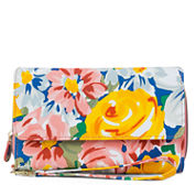 Mundi Big Fat Warm Sun Floral Wallet