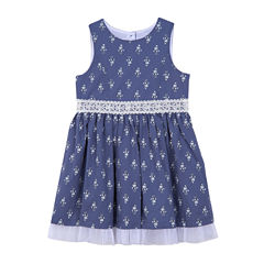 Marmellata Sleeveless A-Line Dress - Preschool Girls