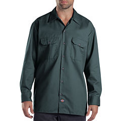 Dickies® Long-Sleeve Work Shirt