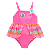 Candlesticks Owl One Piece Swimsuit-Baby