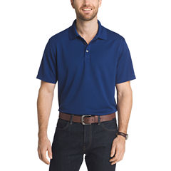 Van Heusen Air Short Sleeve Polo with Cooling Technology