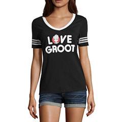 Groot Graphic T-Shirt- Juniors