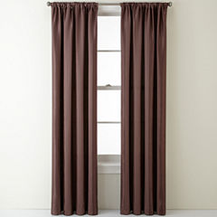 Liz Claiborne® Blakely Stripe Rod-Pocket Curtain Panel