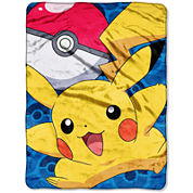Pokemon Pikachu Throw