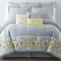 Eva Longoria Home Mireles 4-pc. Comforter Set & Accessories