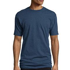 Stafford® 3-pk. Heavyweight Cotton Crewneck T-Shirts - Big & Tall