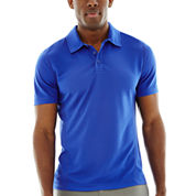 Xersion™ Quick-Dri Short-Sleeve Polo Shirt