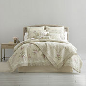 Home Expressions™ Evelyn 4-pc. Comforter Set + BONUS Quilt Collection