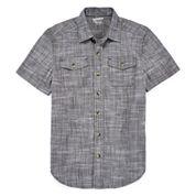 Arizona Button-Down Utility Shirt - Boys 8-20 and Husky