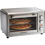 Hamilton Beach® Counter-Top Oven + Convection & Rotisserie