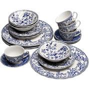 Johnson Brothers Devon's Cottage 20-pc. Dinnerware Set
