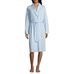 Adonna Long Sleeve Jacquard Robe