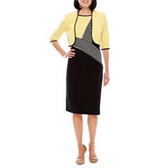 Maya Brooke Jacket Dress