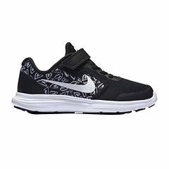 Nike® Revolution 3 Print Girls Running Shoes - Little Kids