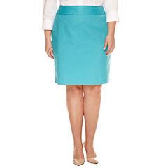 Liz Claiborne Pencil Skirt Plus