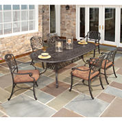 Floral Blossom Outdoor Dining Collection