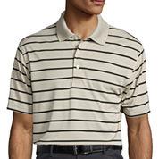 PGA TOUR® Airflux™ 2-Color Striped Polo