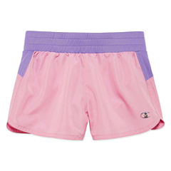Champion Solid Running Shorts - Toddler Girls