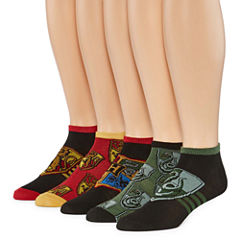 Warner Bros. Harry Potter® 5-pk. Low Cut Socks