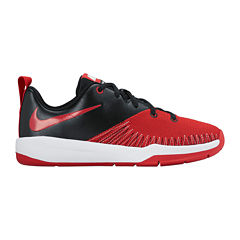 Nike® Team Hustle D 7 Low Boys Basketball Shoes - Big Kids