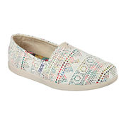 Skechers® Bobs Earth Princess Slip-On Shoes