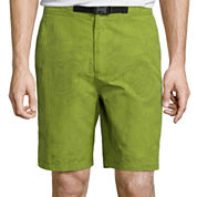 St. John's Bay® Terra Tek Packable Shorts