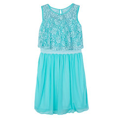 by&by girl Dress Set - Big Kid