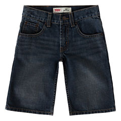 Levi's Boys 505 Denim Shorts - Preschool 4-7X