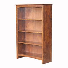 Shaker 4-Shelf Bookshelf