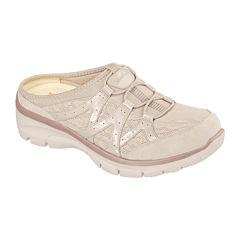 Skechers® Repute Womens Open-Back Slip-On Sneakers