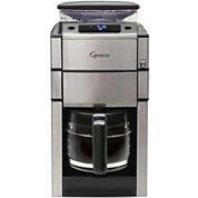 Capresso® CoffeeTEAM PRO Glass Coffee Grinder & Maker