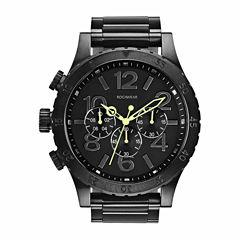 Rocawear Mens Black Bracelet Watch-Rm7773bk1-227