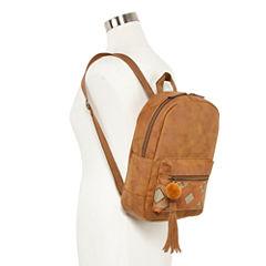 T-Shirt & Jeans Natural Instincts Polyurethane Coated Backpack