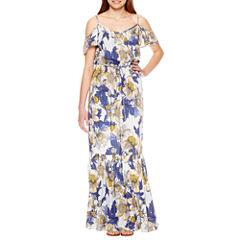 a.n.a Off the Shoulder Maxi Dress
