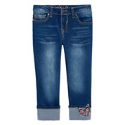 Vgold Cropped Pants - Big Kid Girls
