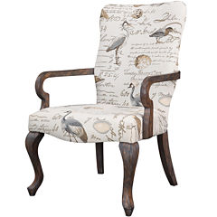Madison Park Suzie Gooseneck Chair