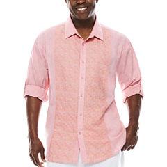 Steve Harvey® Long-Sleeve Shirt - Big & Tall