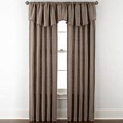 Royal Velvet® Supreme Pinch-Pleat/Back-Tab Thermal Curtain Panel
