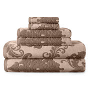 Royal Velvet® Signature Soft Damask Bath Towels