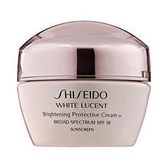 Shiseido White Lucent Brightening Protective Cream Broad Spectrum SPF 18