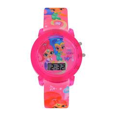 Girls Multicolor Strap Watch-Sns4043jc