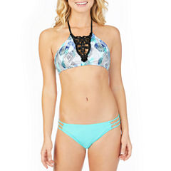 Ambrielle High Neck Halter or Strappy Hipster