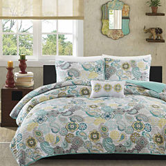 Mi Zone Simi Coverlet Set